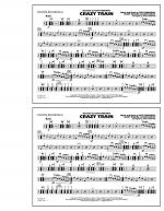 Crazy Train - Multiple Bass Drums Sheet Music