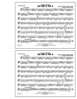 25 Or 6 To 4 - Eb Baritone Sax Sheet Music