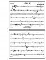 Thriller - Bb Tenor Sax Sheet Music