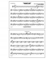 Thriller - Eb Baritone Sax Sheet Music