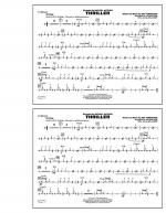 Thriller - Cymbals Sheet Music
