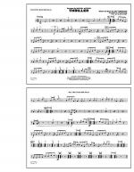 Thriller - Multiple Bass Drums Sheet Music