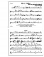 Brick House - Flute/Piccolo Sheet Music