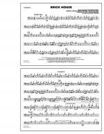 Brick House - Trombone Sheet Music