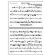 Brick House - Baritone B.C. (Opt. Tbn. 2) Sheet Music