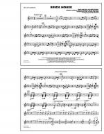 Brick House - Bells/Xylophone Sheet Music