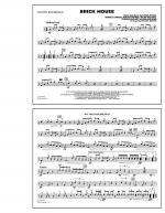 Brick House - Multiple Bass Drums Sheet Music