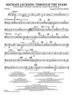 Michael Jackson: Through The Years - Timpani Sheet Music