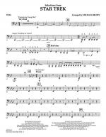 Selections from Star Trek - Tuba Sheet Music