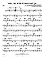 Struttin' with Some Barbecue - Bass Sheet Music