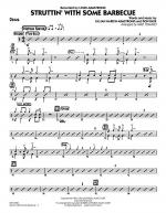 Struttin' with Some Barbecue - Drums Sheet Music