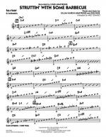 Struttin' with Some Barbecue - Eb Solo Sheet Sheet Music