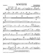 Yes We Can Can - Trombone Sheet Music