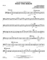 Feed the Birds (from Mary Poppins) - Cello Sheet Music