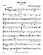 Tarakihi (Shouting Song) - Violin 2 Sheet Music