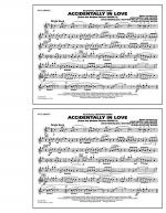 Accidentally In Love - Bb Clarinet Sheet Music