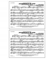 Accidentally In Love - 1st Bb Trumpet Sheet Music