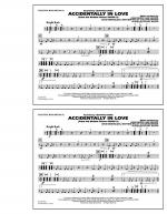 Accidentally In Love - Multiple Bass Drums Sheet Music