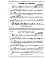 All The Small Things - Bb Clarinet Sheet Music