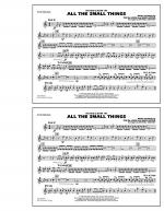 All The Small Things - Bb Tenor Sax Sheet Music