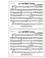 All The Small Things - Eb Baritone Sax Sheet Music