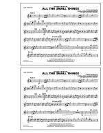 All The Small Things - 1st Bb Trumpet Sheet Music
