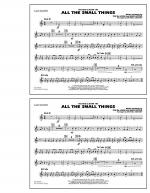 All The Small Things - 3rd Bb Trumpet Sheet Music