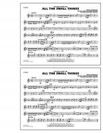 All The Small Things - F Horn Sheet Music