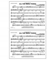 All The Small Things - Bb Horn/Flugelhorn Sheet Music