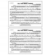All The Small Things - 1st Trombone Sheet Music