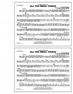 All The Small Things - 2nd Trombone Sheet Music