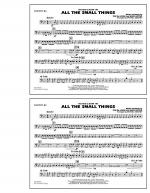 All The Small Things - Baritone B.C. Sheet Music