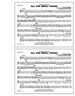 All The Small Things - Baritone T.C. Sheet Music