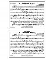 All The Small Things - Bells/Xylophone Sheet Music