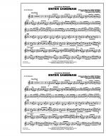 Enter Sandman - Bb Tenor Sax Sheet Music