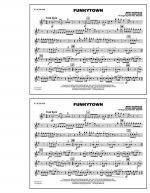 Funkytown - Eb Alto Sax Sheet Music