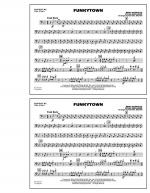 Funkytown - Baritone B.C. (Opt. Tbn. 2) Sheet Music