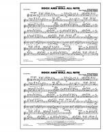 Rock And Roll All Nite - Flute/Piccolo Sheet Music