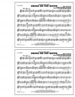 Smoke On The Water - Eb Alto Sax Sheet Music