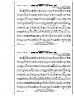 Smoke On The Water - Baritone B.C. (Opt. Tbn. 2) Sheet Music