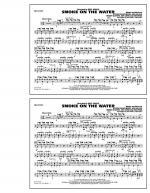 Smoke On The Water - Drum Set Sheet Music