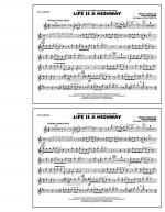 Life Is A Highway - Bb Clarinet Sheet Music