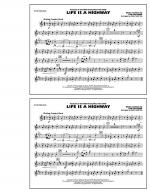 Life Is A Highway - Bb Tenor Sax Sheet Music