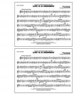 Life Is A Highway - 2nd Bb Trumpet Sheet Music
