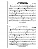 Life Is A Highway - F Horn Sheet Music