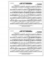 Life Is A Highway - 1st Trombone Sheet Music