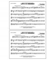 Life Is A Highway - Bells/Xylophone Sheet Music