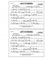 Life Is A Highway - Snare Drum Sheet Music