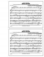 New Divide (from Transformers: Revenge Of The Fallen) - Bb Clarinet Sheet Music