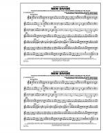 New Divide (from Transformers: Revenge Of The Fallen) - Eb Baritone Sax Sheet Music